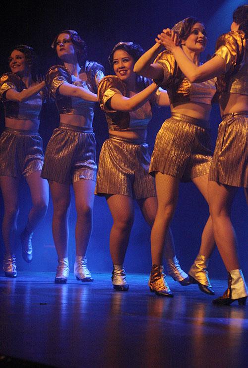 Helsinki Traditional Jazz Dancers