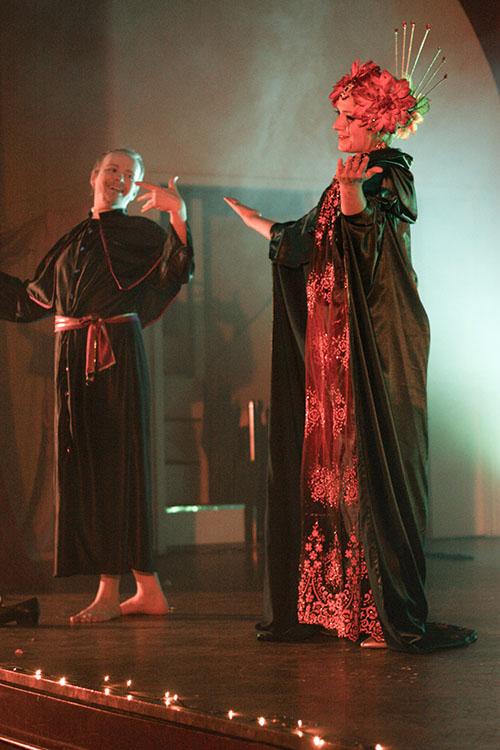 Mimi de Froufrou & Lafayette Lestrange (FBBT) - Picture © Anna Perälä